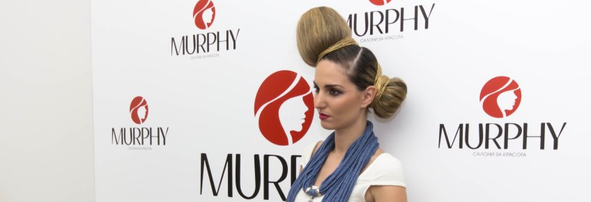 THE THIRD HAIR SALON MURPHY STYLE IS ALREADY OPENED
